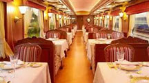 The Heritage Of India - Maharajas' Express