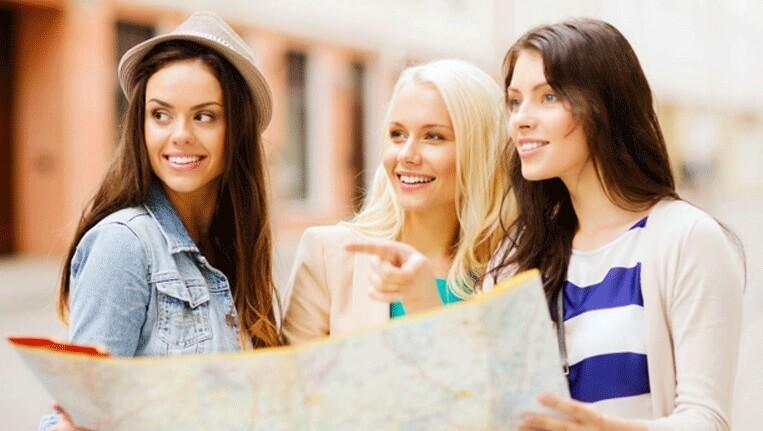 Women Group Travel India