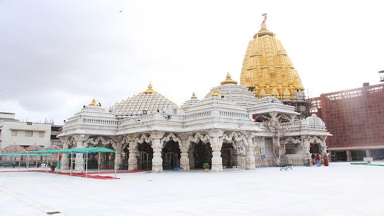 Amba ji Temple