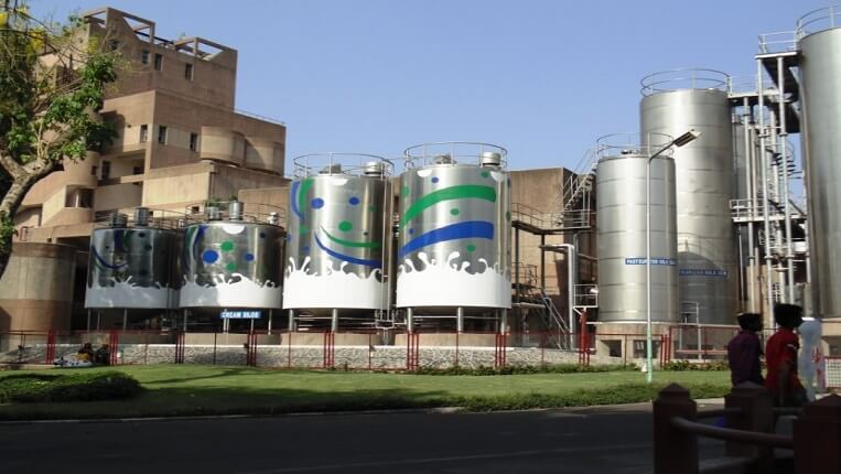 Anand Milk Union Limited