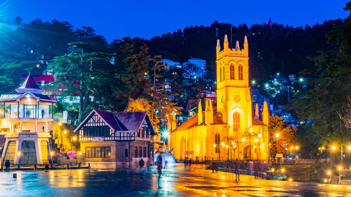 Top 12 Places to See and Things to Do in Shimla