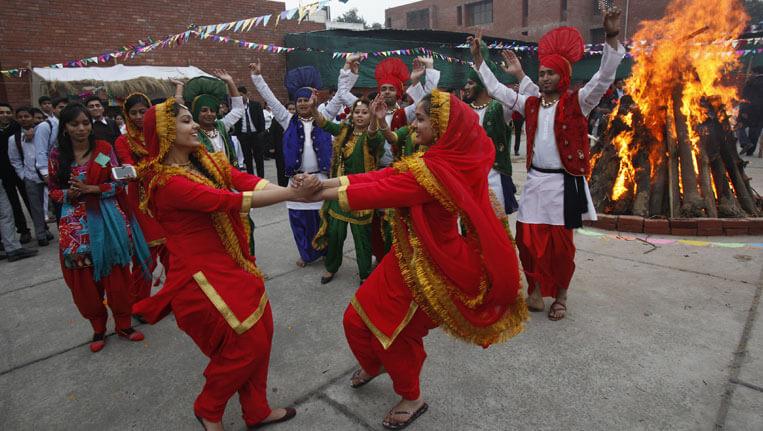 Celebrate Lohri