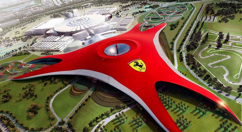 Ferrari-Branded-Theme-Park