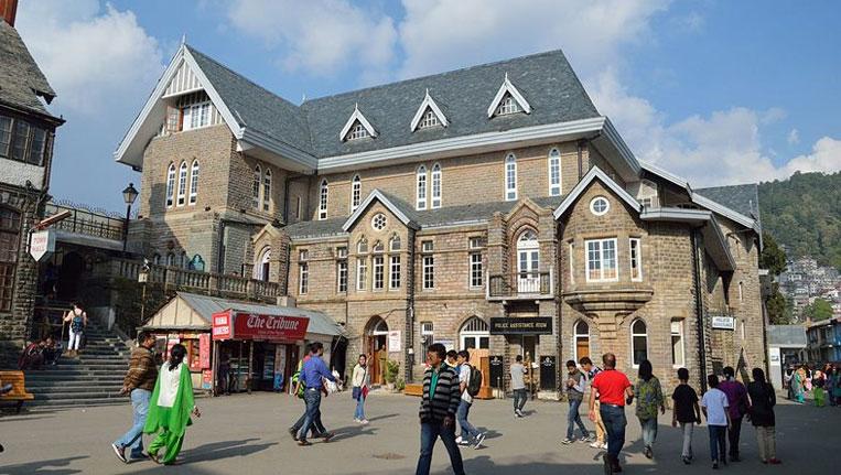 Gaiety Theatre Shimla