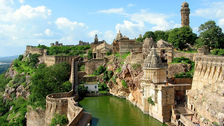 Hill-Forts-of-Rajasthan