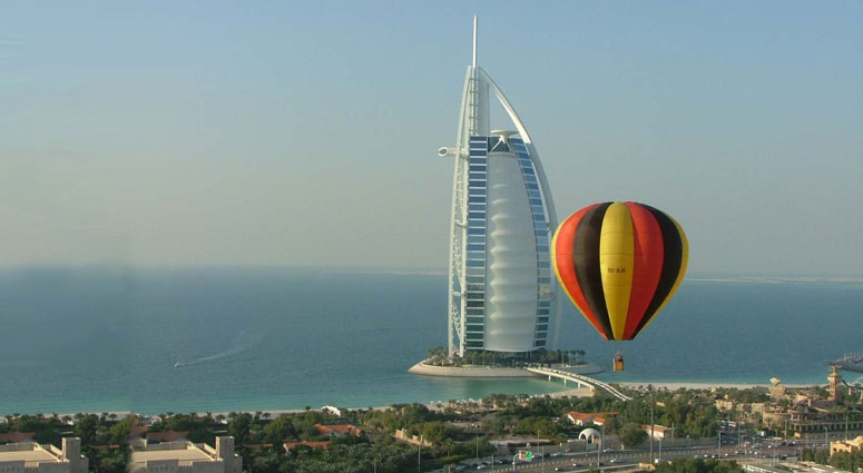 Hot-Air-Ballooning-Dubai