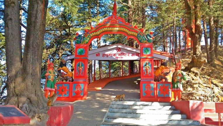 Jakhoo Hills Shimla