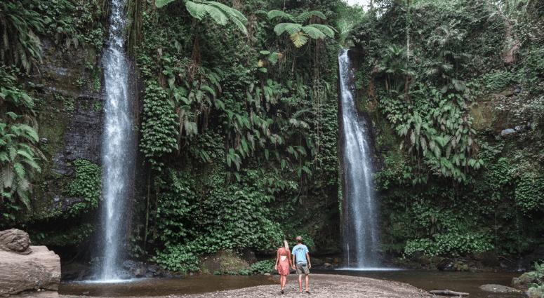 Kelambu Waterfall_