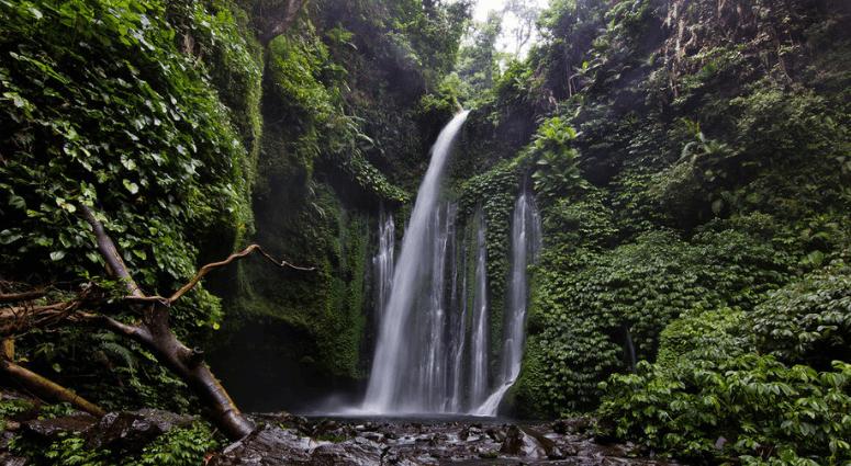 Kelep Waterfall