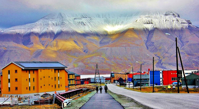 Longyearbyen,-Norway