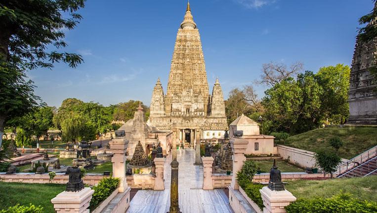 Mahabodhi-Temple-Complex