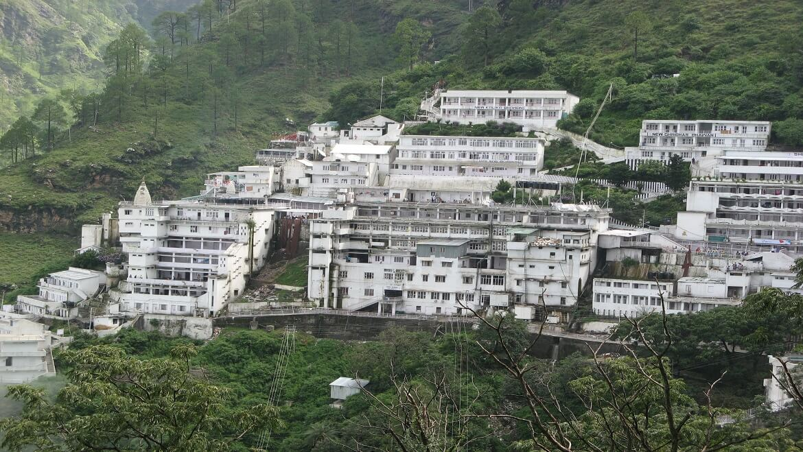 Travel from Vaishno Devi Bhawan to Bhairo Ghati in 5 Minutes with Vaishno Devi Ropeway