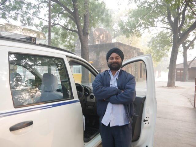Avtar Singh - The Driver