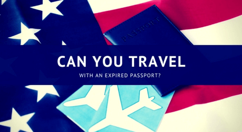 Owing an Expired Passport or Your Passport Having No Blank Page
