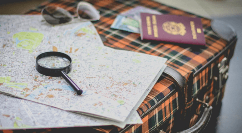 Showing an Incomplete Itinerary