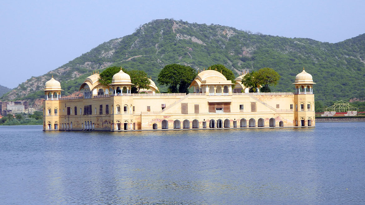 John & Rebecca Angell's Golden Triangle and Ranthambore Tour with TMI