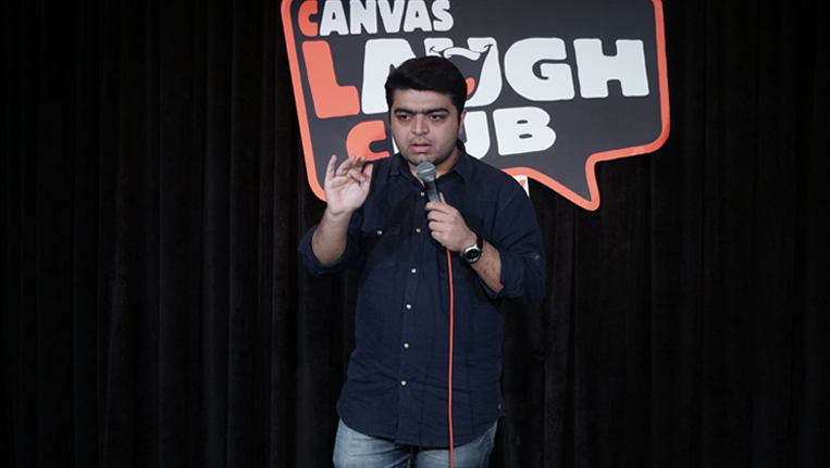 Canvas-Laugh-Club