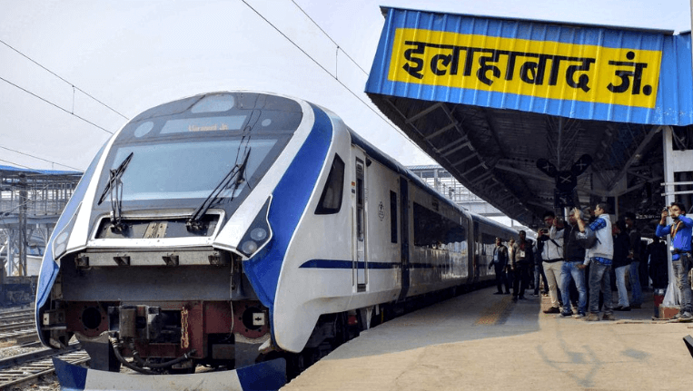 Destinations covered on Vande Bharat Express Train