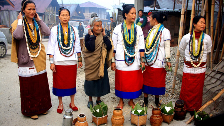 Festival of Apatani Tribe, Ziro Valley