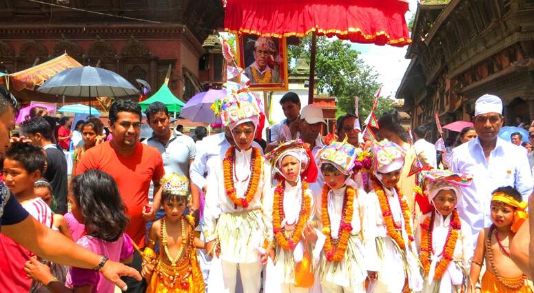 Gai Jatra Festival Nepal