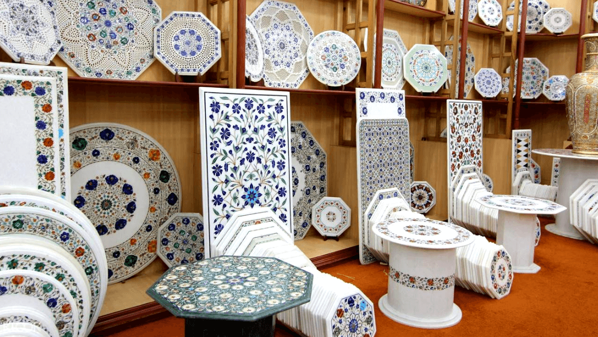 A Guide to Exquisite Indian Handicrafts and Where to Buy Them in India