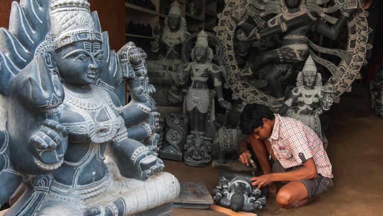 Mahabalipuram, Tamil Nadu_