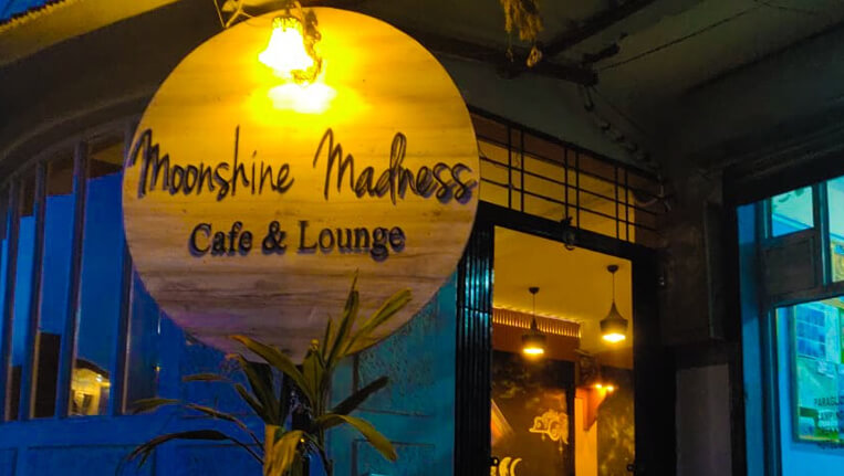 Moonshine Madness Cafe Lounge Zostel