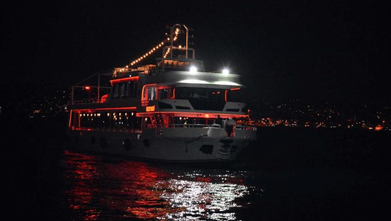 Night Cruise Tour