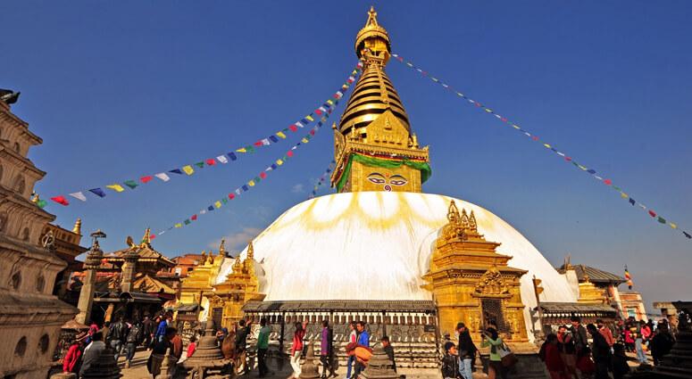 Swayambhunath Nepal
