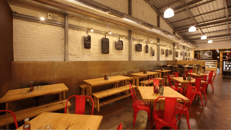 The Rolling Pins, Lower Parel