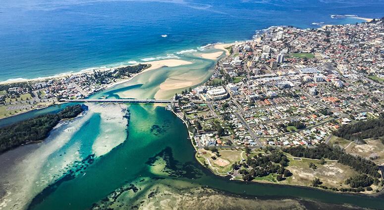 Central Coast Australia