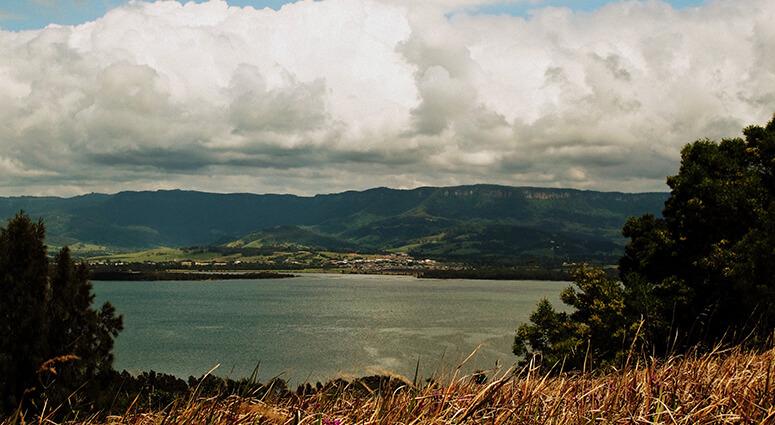 Hiking in Illawarra Escarpment