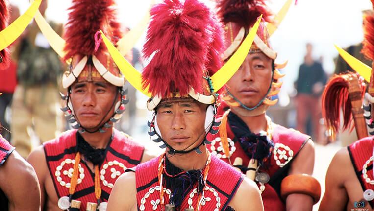 Moatsu Festival, Nagaland