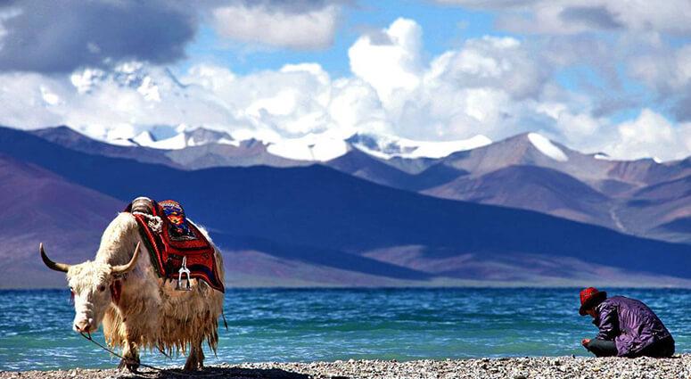 Namtso Lake Damshung County, Tibet