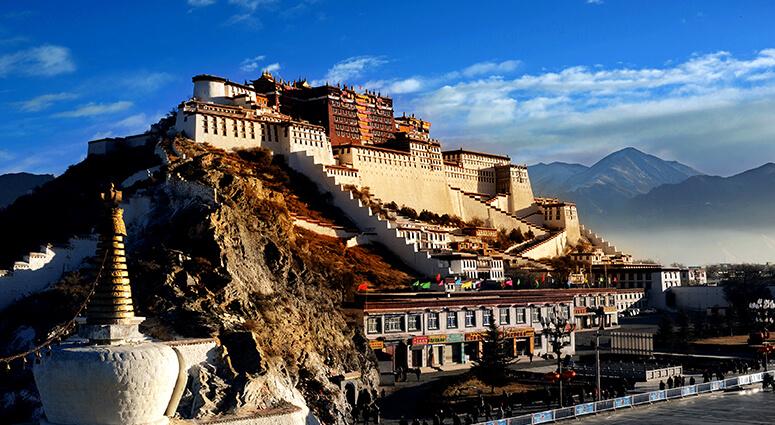 Potala Palace Lhasa, Tibet