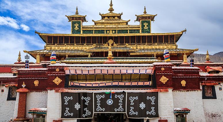 Samye Monastery Shannan, Tibet