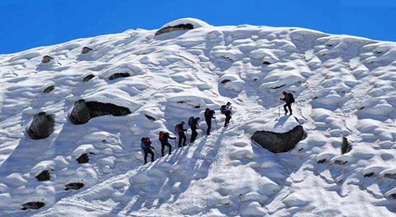 Siachen Glacier, India