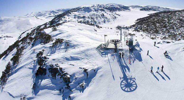 Snowy Mountains, Australia