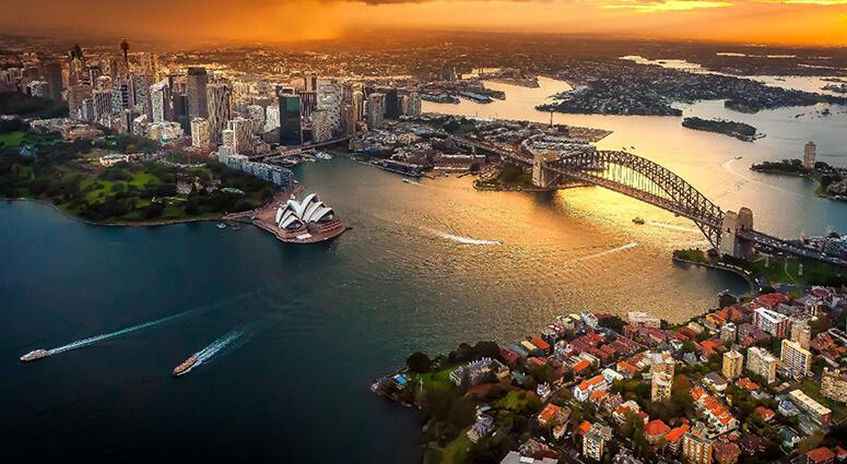 Sydney- The Harbour City