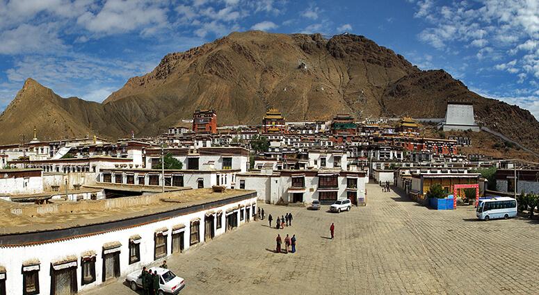 Tashilhunpo Monastery Shigatse, Tibet