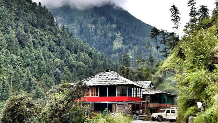 Tirthan Valley Sightseeing
