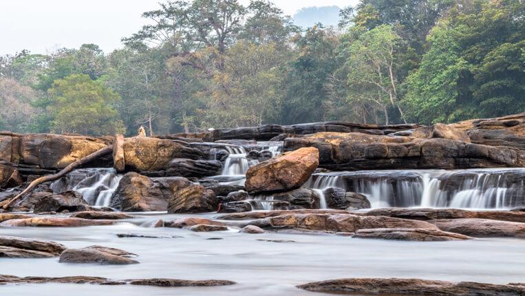 Ayyampuzhap Athirappilly Falls