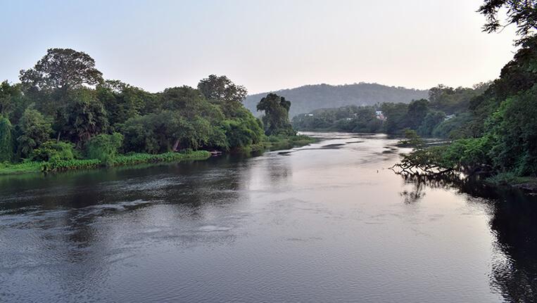 Dandeli- The Mighty River Kali, Dandeli, India