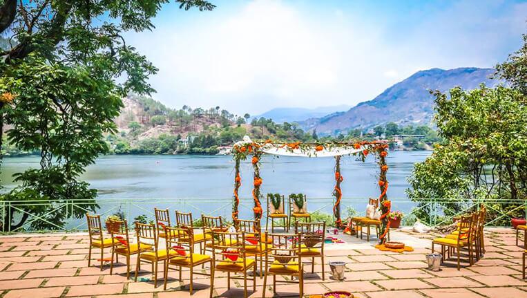 Destination Wedding at Nainital Uttarakhand