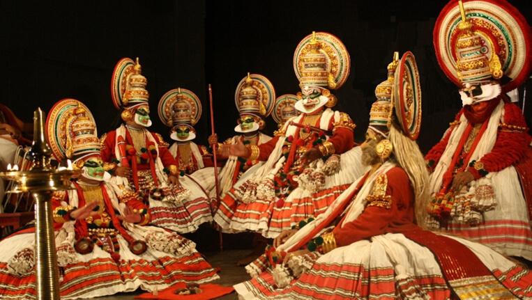 Kathakali Kerala