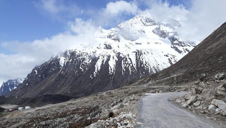 Lachung Zero Point, Sikkim