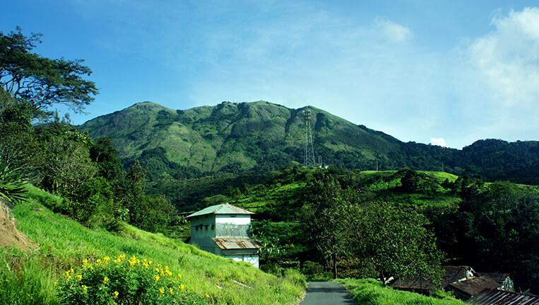 Nelliyampathy- Beautiful scenery