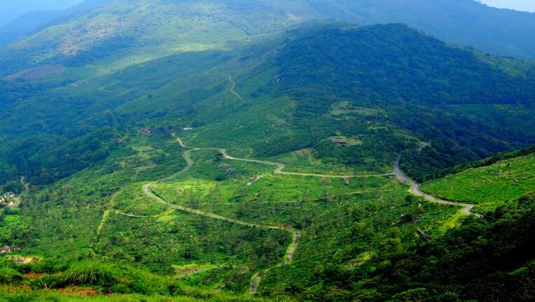 Ponmudi Kerala Natural beauty of the blue hills