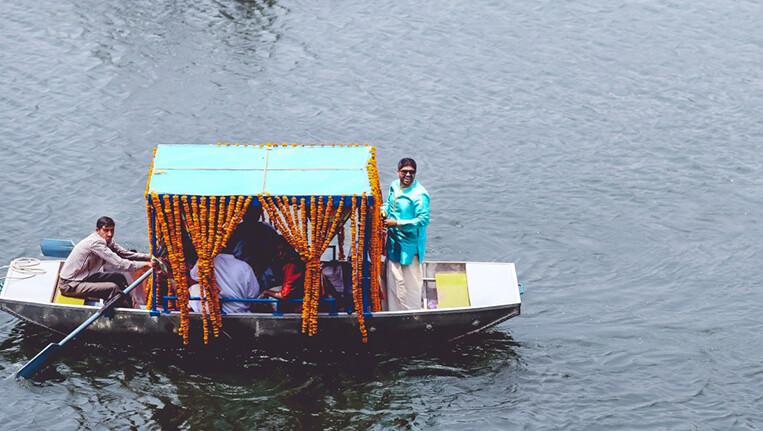 Special Wedding in Sattal Uttarakhand