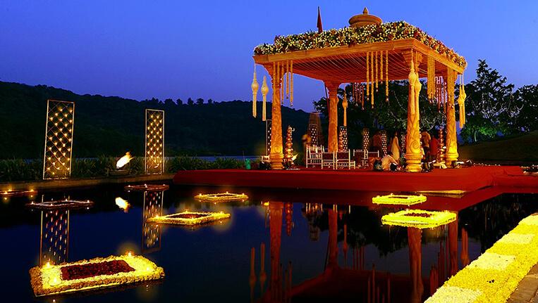 Vows Amidst the Scenic Beauty of Lavasa Maharashtra